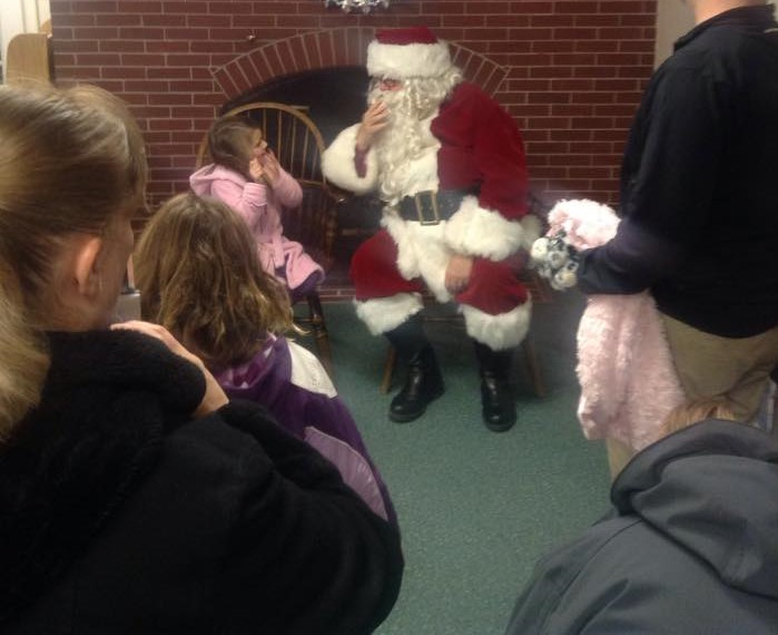 Visit our Holiday Open House December 1st 1:30 to 6:30, Meet Santa 4:30 to 6 PM, Santa Storytime at 5 PM!